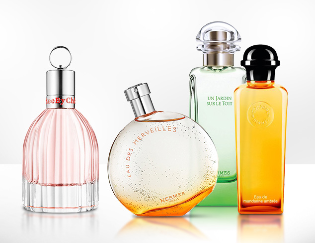 Luxurious Fragrance Hermés, Chloé & More at MYHABIT