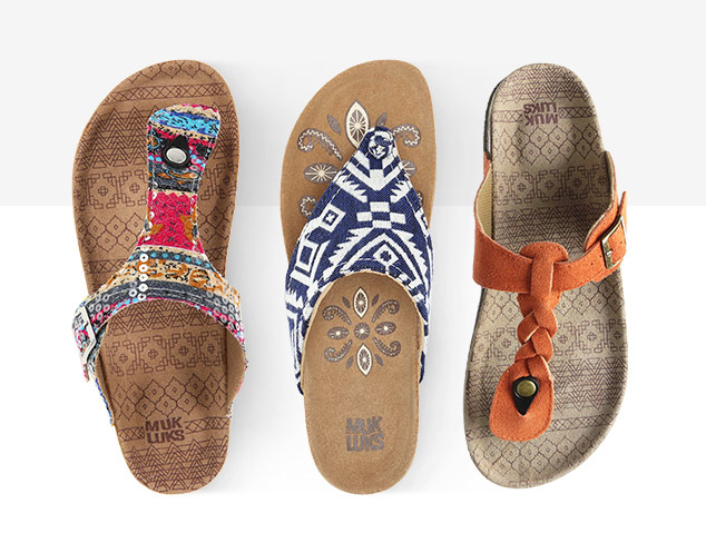 MUK LUKS at MYHABIT