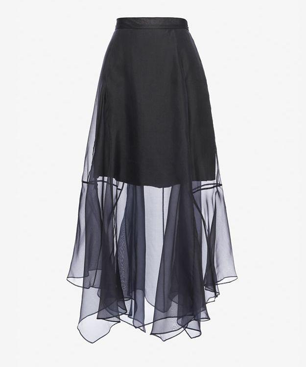 Marissa Webb Yasmin Organza Skirt_1
