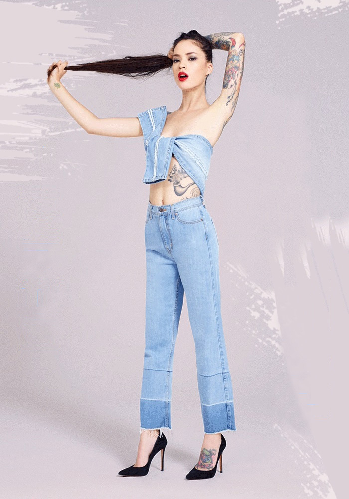 Nasty Gal Denim - The Crop Out