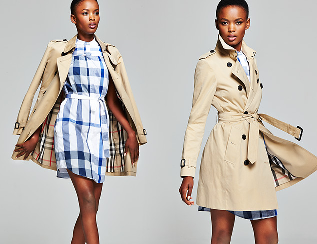 New Markdowns Burberry & Moncler Outerwear at MYHABIT