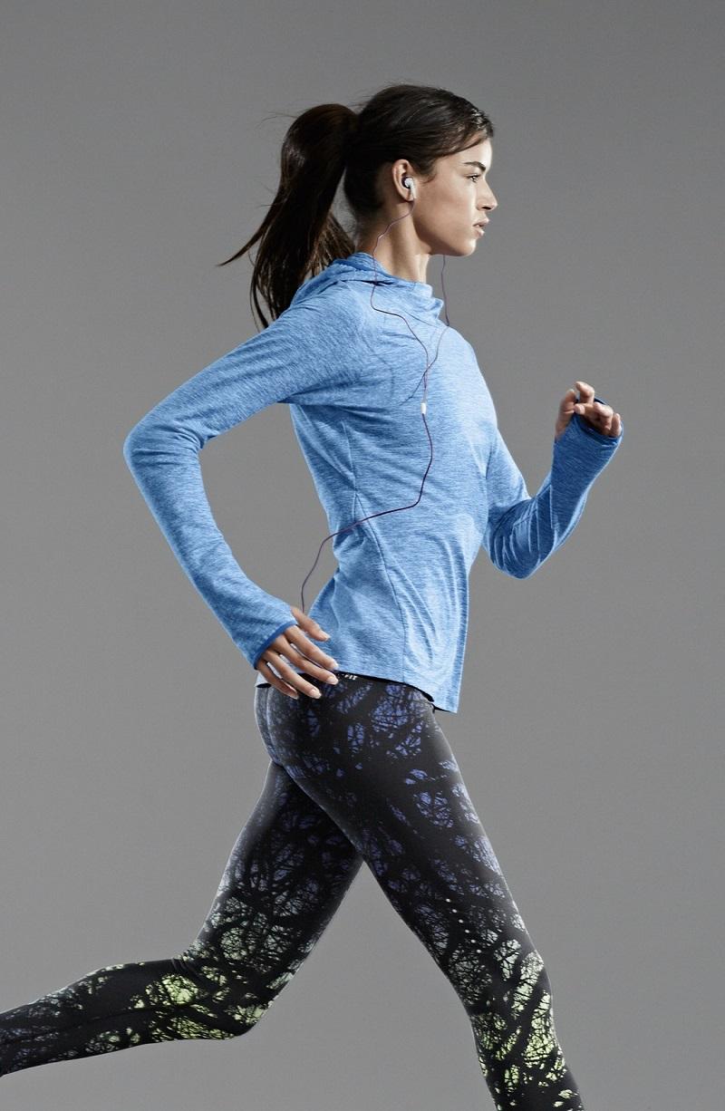 Nike Dri-FIT Print Running Tights