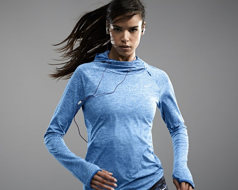 Nike Element Dri-FIT Running Hoodie