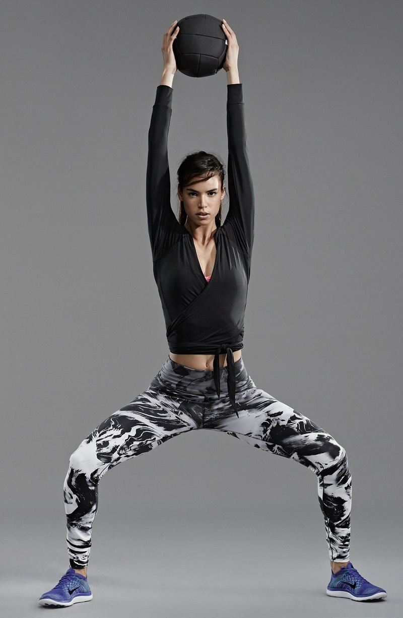 Nike Legendary Print Dri-FIT Tights