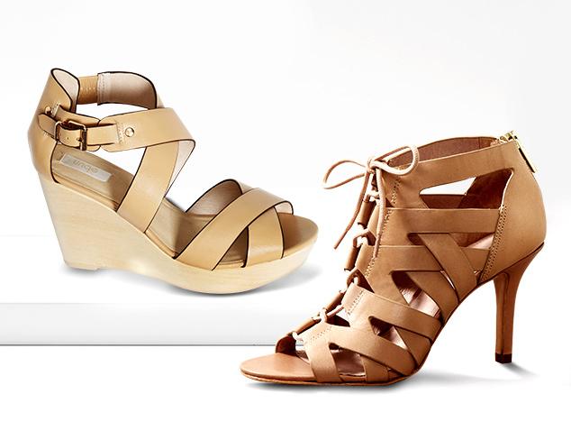 Noticeable Neutrals Shoes at MYHABIT