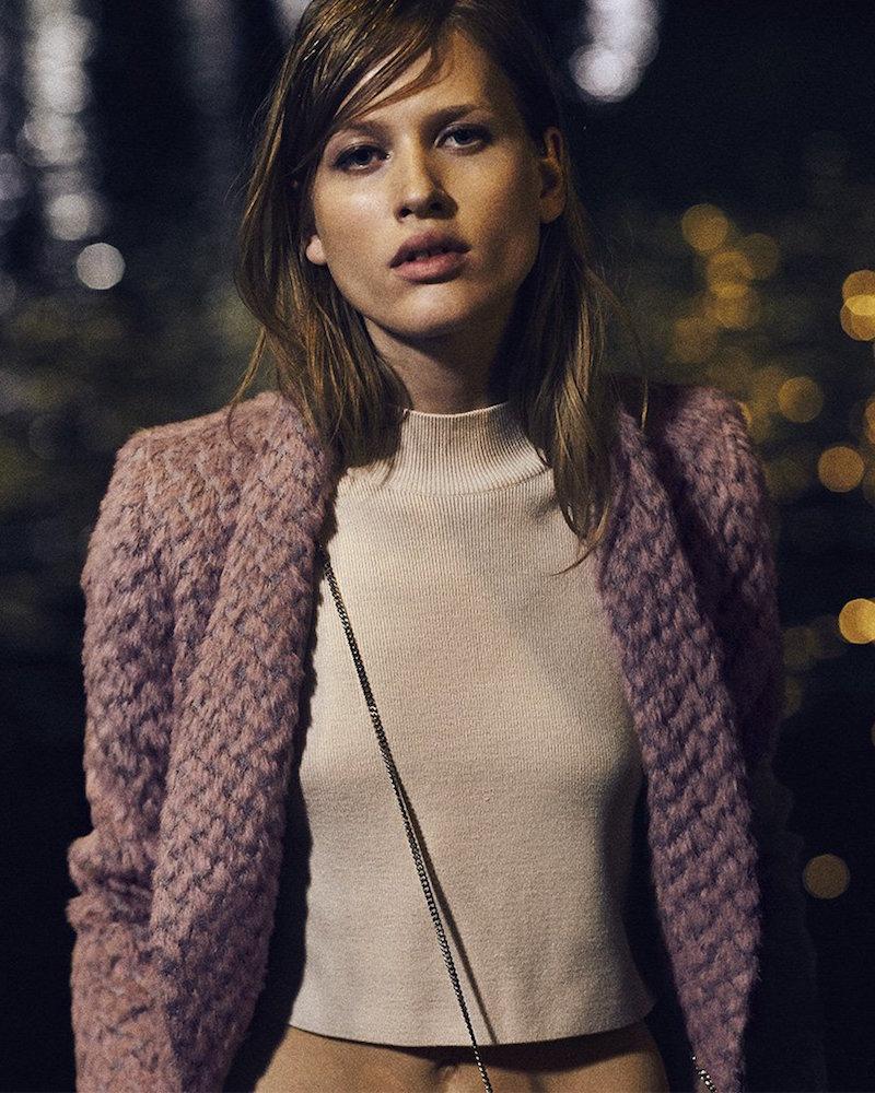 O'2nd Eros Long Sleeve Sweater