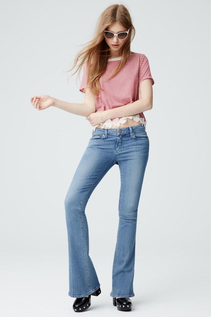 Paige Denim 'Transcend - Lou Lou' Flare Jeans