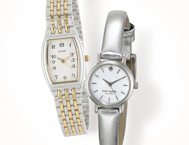 Perfect Timing Watches at MYHABIT
