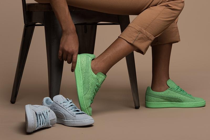 Puma Solange Suede Classic Geo Sneakers-1