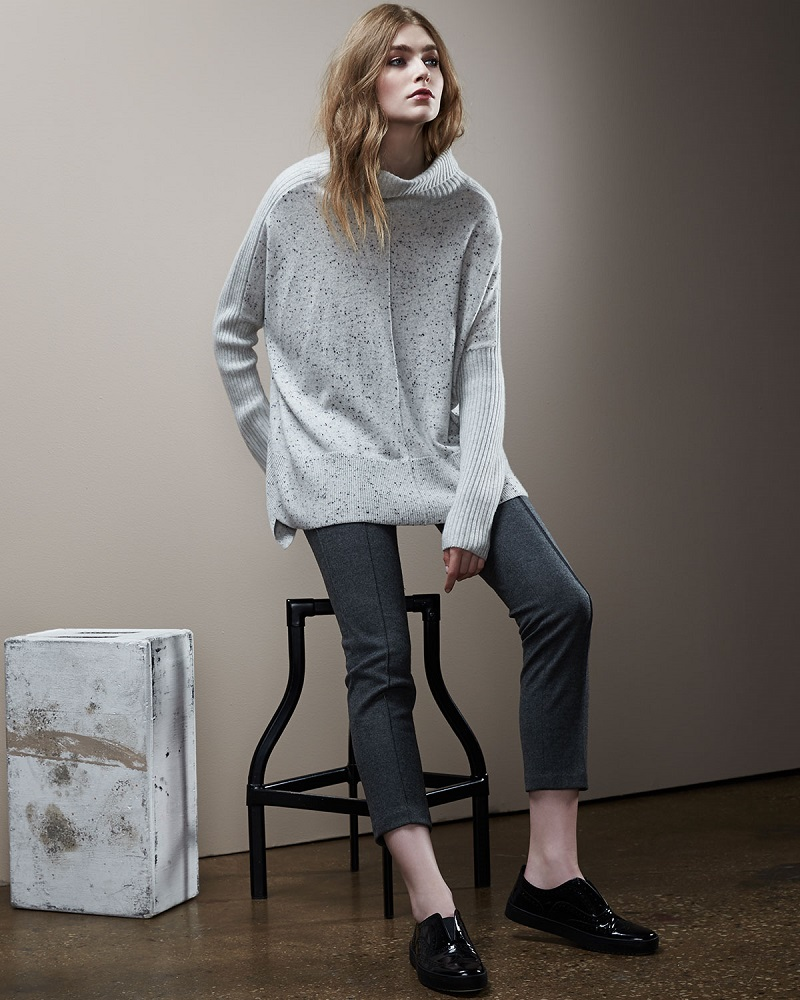 Rag & Bone Catherine Cashmere Turtleneck Sweater