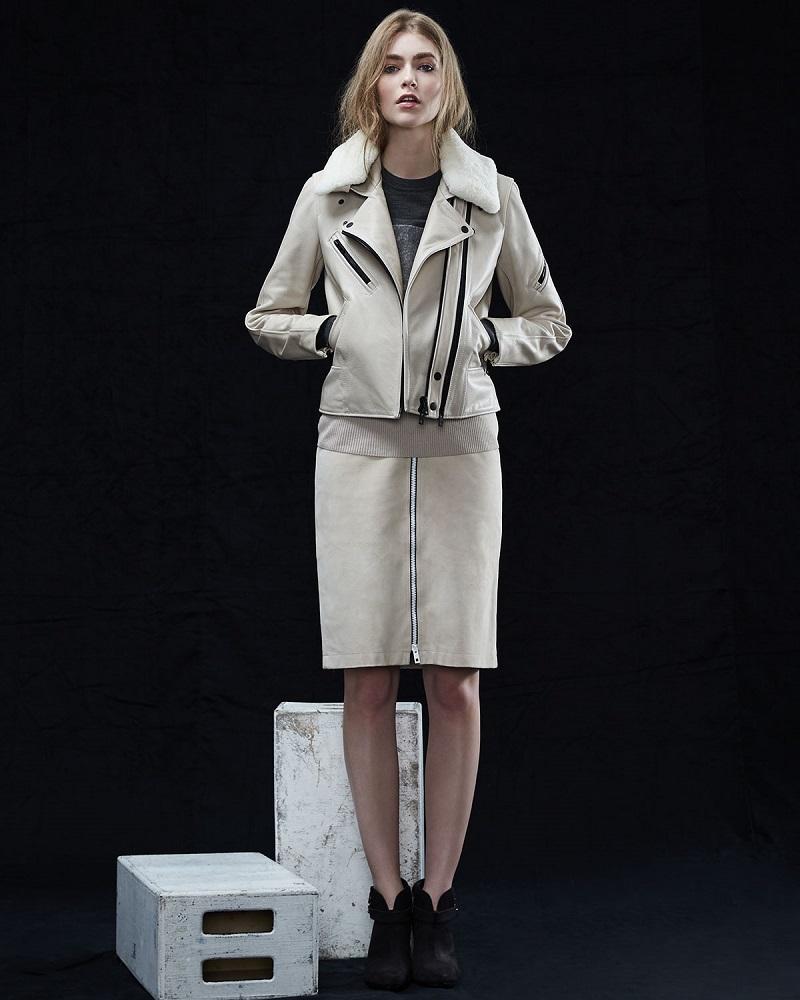 Rag & Bone Minerva Leather Jacket