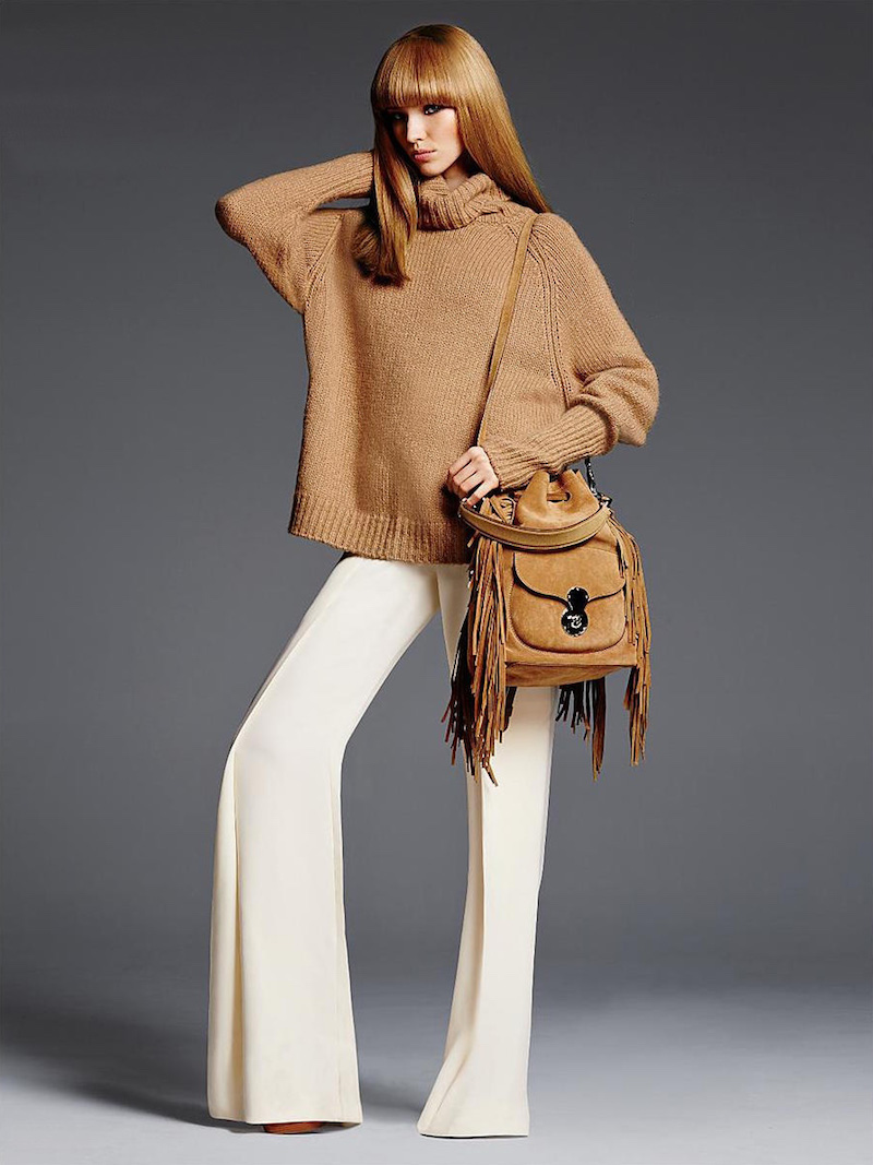 Ralph Lauren Collection Chunky Turtleneck Sweater