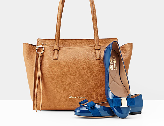 Salvatore Ferragamo at MYHABIT
