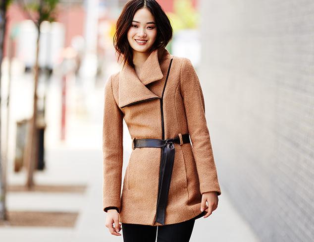 Soia & Kyo Outerwear at MYHABIT