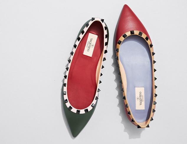 Statement Steps Designer Shoes & Boots at MYHABIT