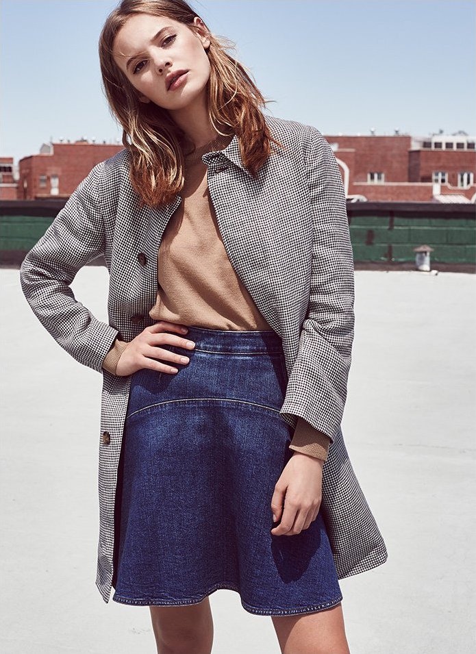 Stella McCartney Tracy Skirt