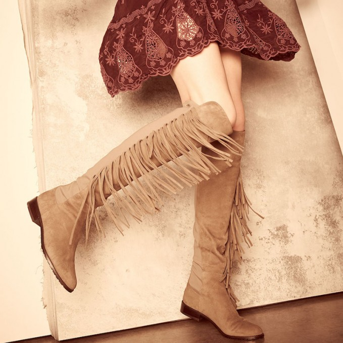 Fall 2015 Boot Forecast: Bohemian