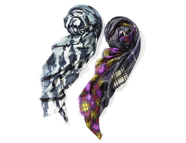Stunning Silks at MYHABIT