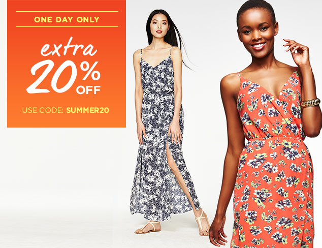 Summer Dresses for Any Occasion at MYHABIT