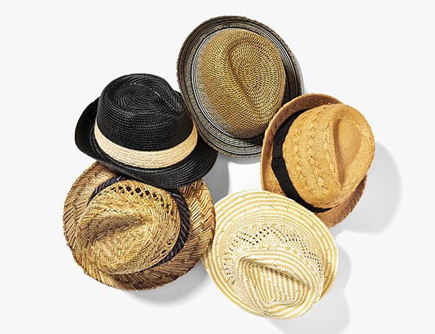 Summer Hats for Every Occasion at MYHABIT