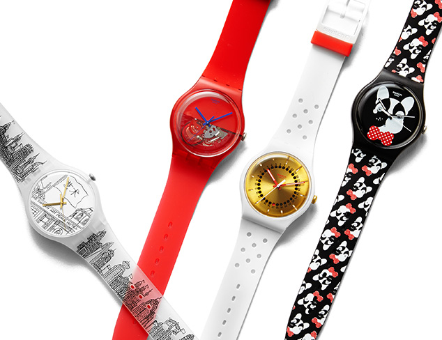 Swatch Watches at MYHABIT