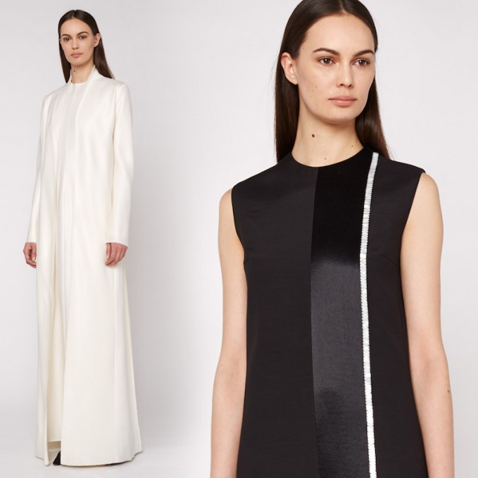 THE ROW Fall 2015 Lookbook at Neiman Marcus
