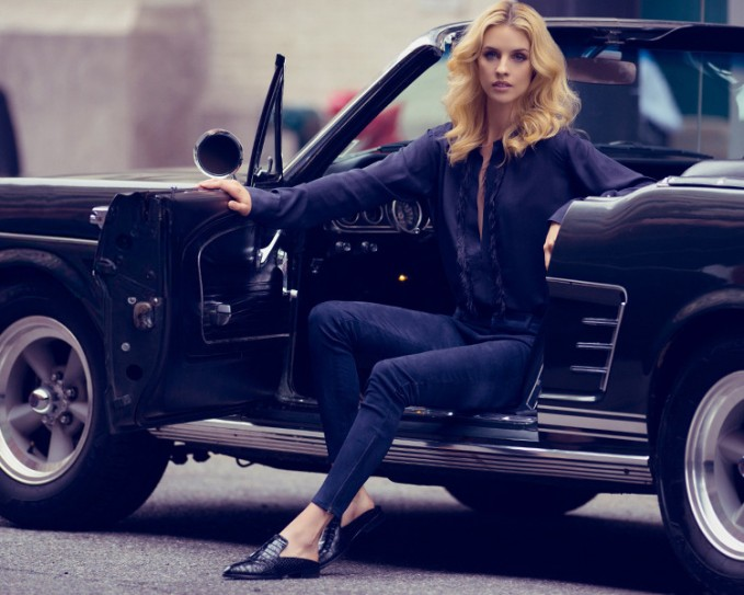 The Denim Report by INTERMIX