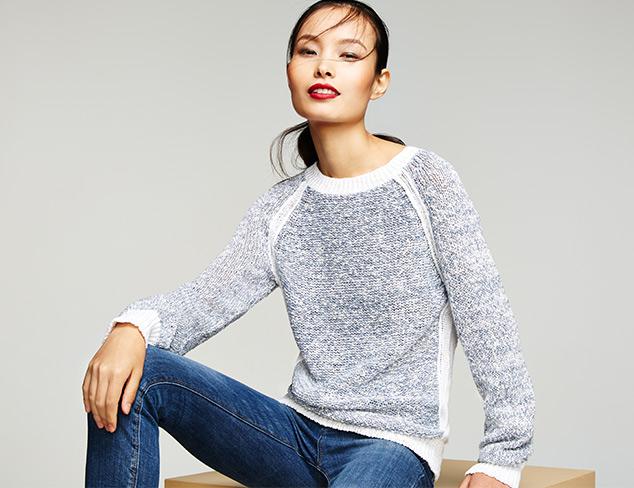 Thinking of Autumn Sweaters feat. SHAE at MYHABIT