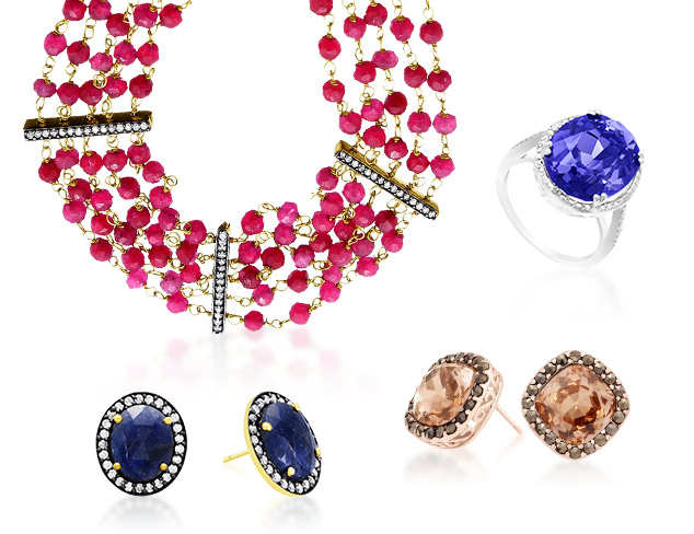 True Color Jewelry Finds at MYHABIT