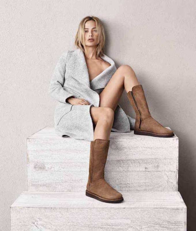 UGG Australia Classic Luxe Abree Boot