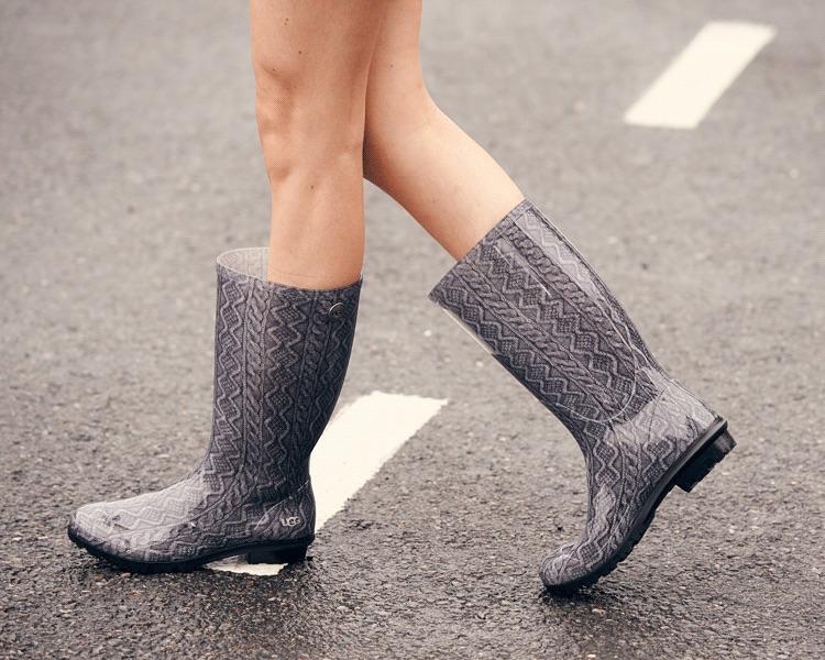 UGG Australia Shaye Rain Boot
