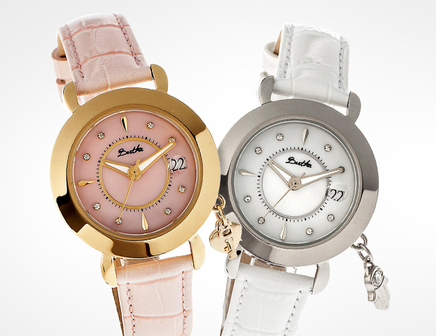 Up to 90 Off Bertha Watches at MYHABIT