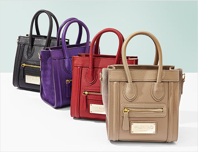 Valentino Bags by Mario Valentino at MYHABIT