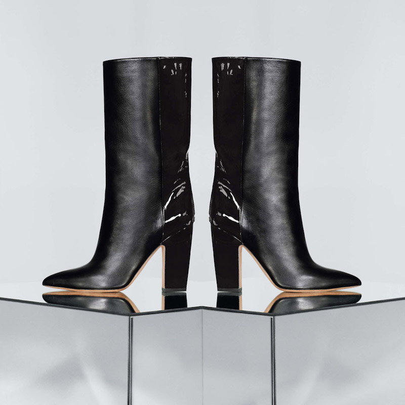 Valentino Rogue Pointy Toe Boot