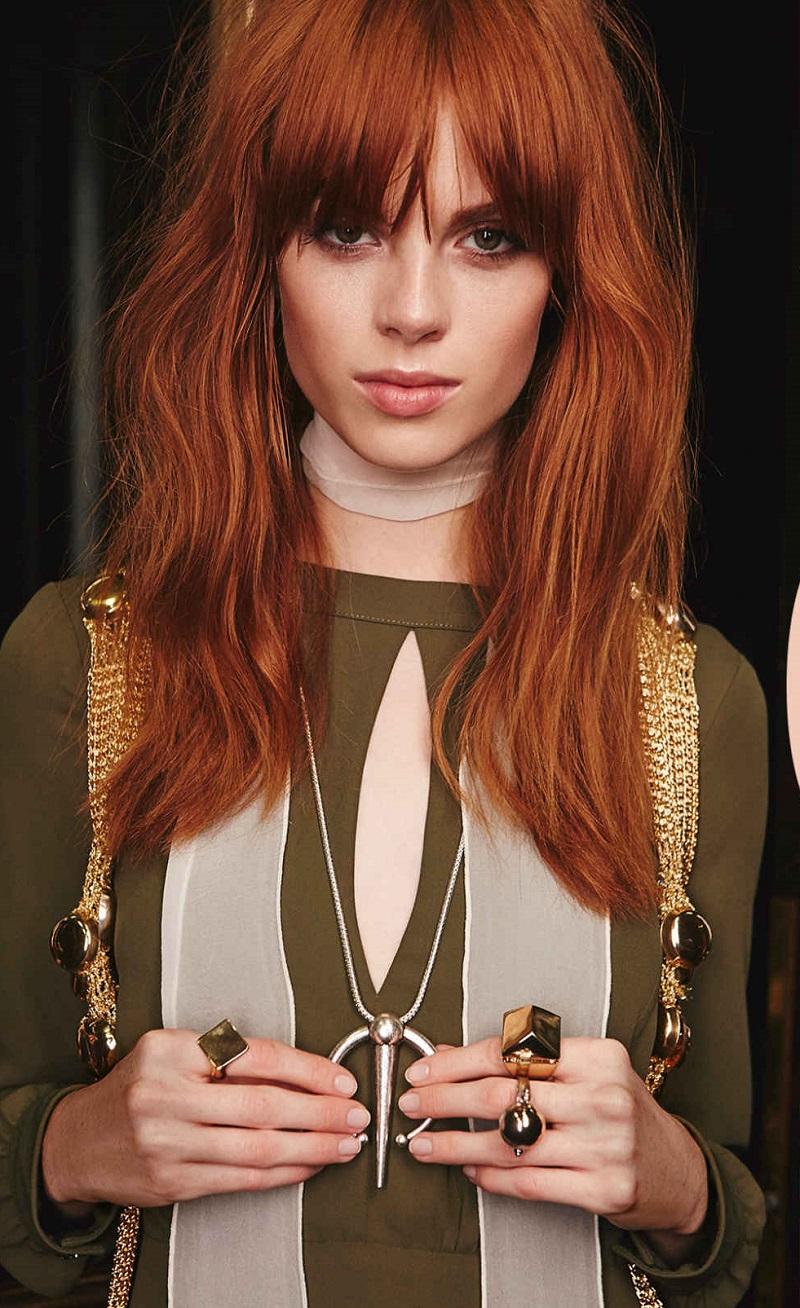 Vintage Warhol Chain Fringe Vest
