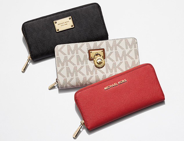 Wallets feat. MICHAEL Michael Kors at MYHABIT