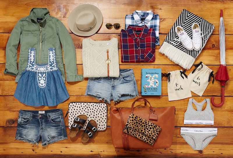 What To Pack for Long Weekend_1