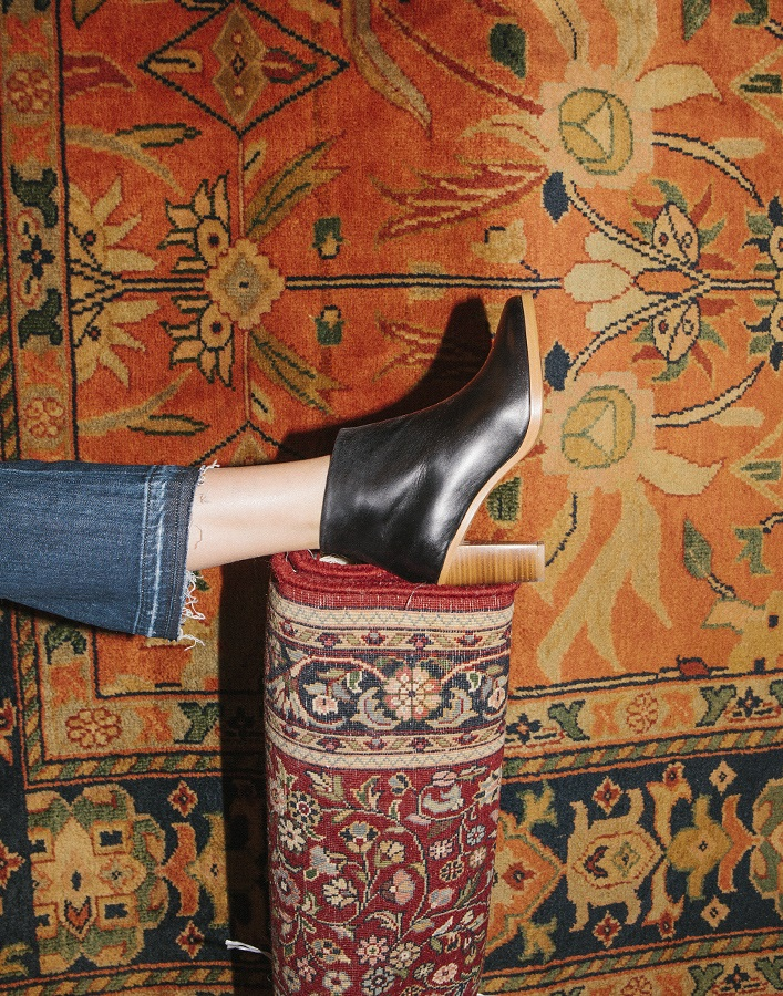 Won Hundred Jacqueline Boots