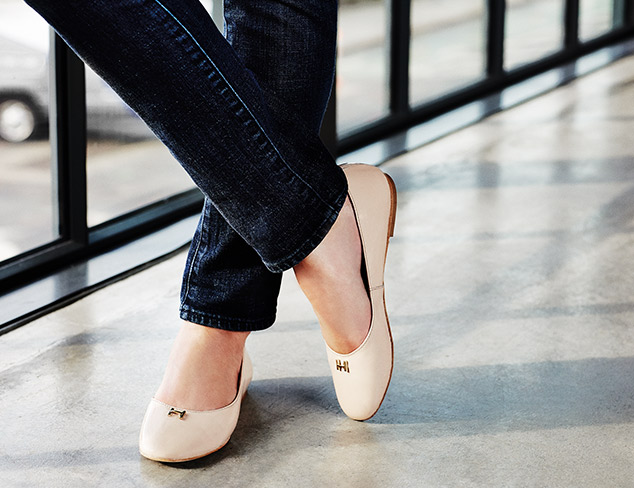 Work Week Chic The Classic Flat at MYHABIT