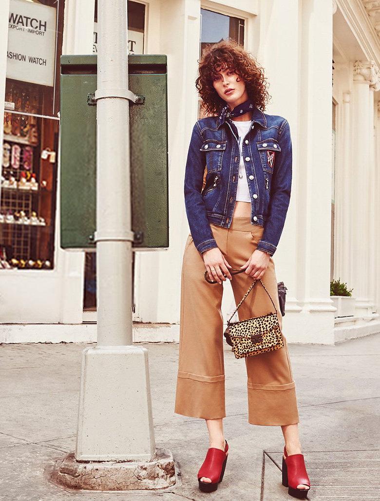 Zero + Maria Cornejo Nyla Cuff Pants