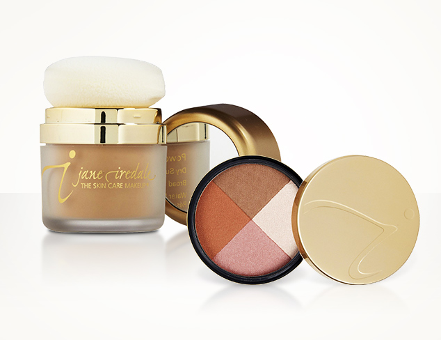 $40 & Under Jane Iredale Mineral Makeup at MYHABIT