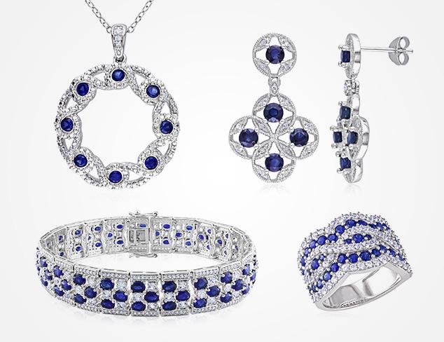 70 Off Sapphire Jewelry at MYHABIT