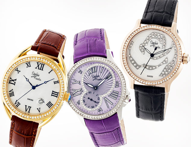 85 Off Sophie & Freda Watches at MYHABIT