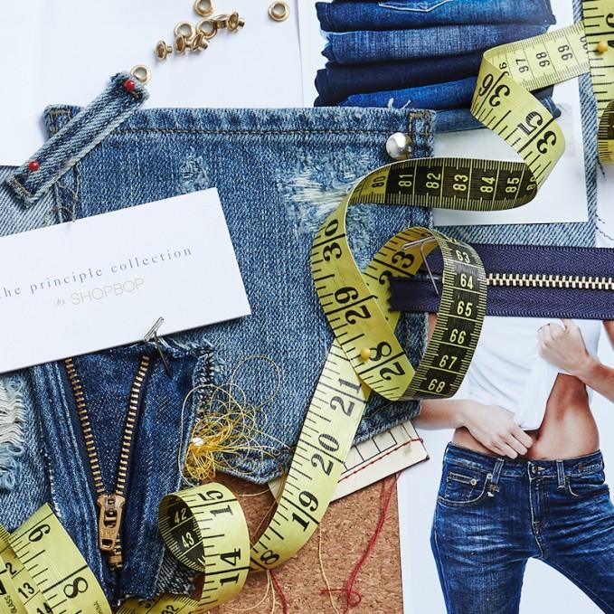 A Shopbop Exclusive: The Principle Denim Collection