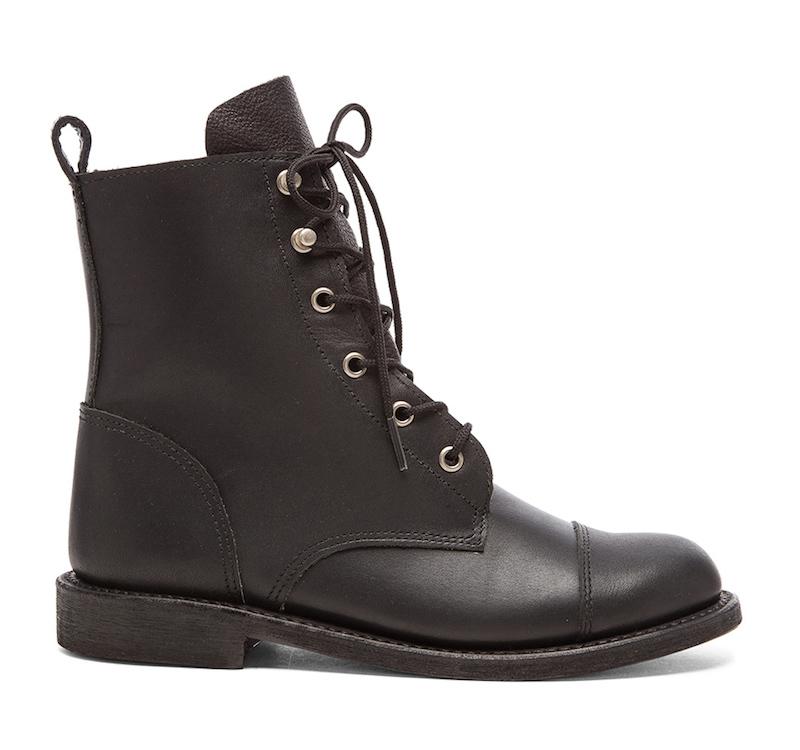ANINE BING Combat Boots