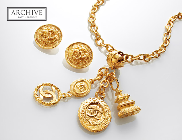 ARCHIVE CHANEL Jewelry at MYHABIT