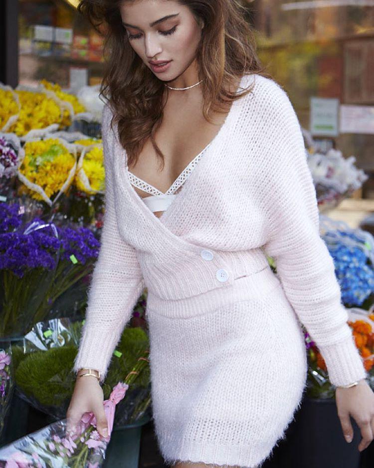 ASILIO The Pink Slipper Skirt