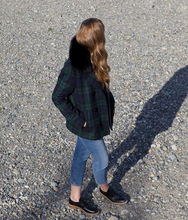 Acne Studios Cropped Pop Jeans