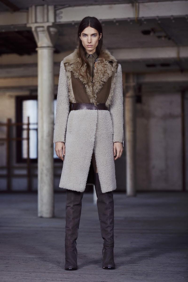 AllSaints Marina Coat