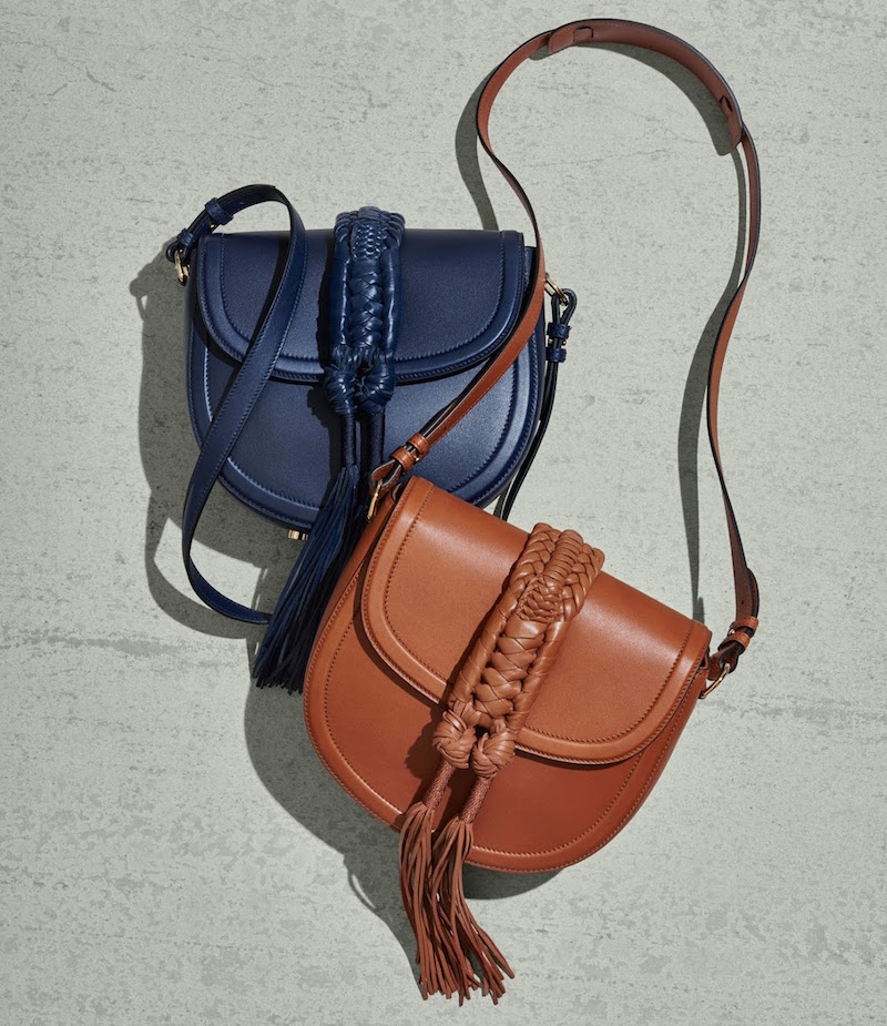 Altuzarra Ghianda Small Saddle Bag